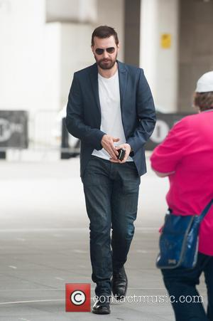 Richard Armitage - 'The Andrew Marr Show' - Arrivals - London, United Kingdom - Sunday 20th July 2014