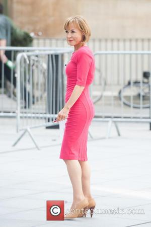 Sian Williams - 'The Andrew Marr Show' - Arrivals - London, United Kingdom - Sunday 20th July 2014