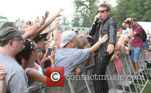 Shane Richie - Guilfest 2014 - Day 3 - Performances - Guildford, Surrey, United Kingdom - Sunday 20th July 2014