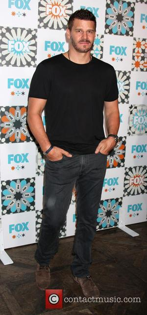 David Boreanaz - 2014 Television Critics Association Summer Press Tour - FOX All-Star Party at Soho House in West Hollywood...