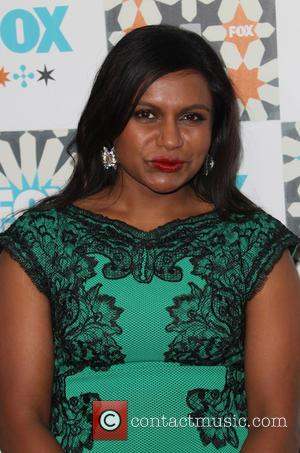 Mindy Kaling - FOX SUMMER TCA ALL-STAR PARTY - West Hollywood, California, United States - Monday 21st July 2014