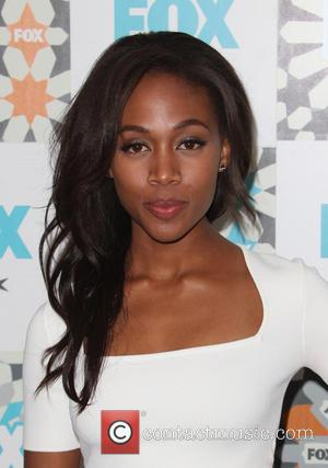 Nicole Beharie - FOX SUMMER TCA ALL-STAR PARTY - West Hollywood, California, United States - Monday 21st July 2014