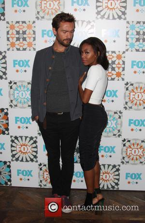 Tom Mison and Nicole Beharie - FOX SUMMER TCA ALL-STAR PARTY - West Hollywood, California, United States - Monday 21st...