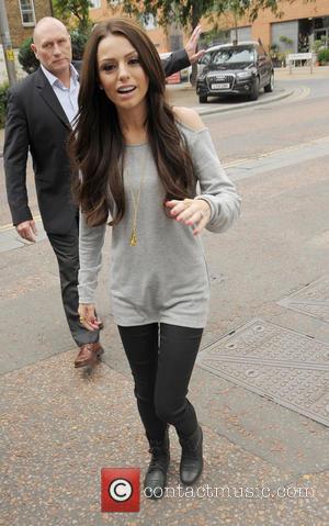 Cher Lloyd - Cher Lloyd Leaving the ITV Studios - London, United Kingdom - Monday 21st July 2014