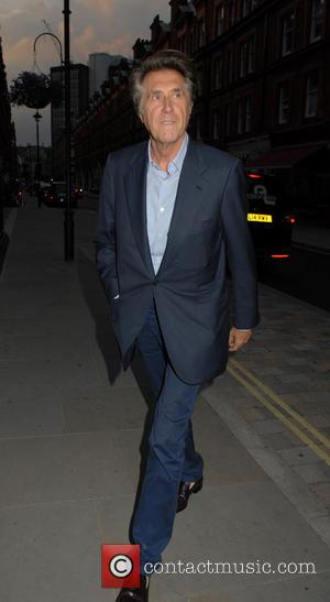 Bryan Ferry - Celebrities at Chiltern Firehouse - London, United Kingdom - Monday 21st July 2014