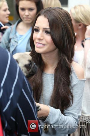 Cher Lloyd - Cher Lloyd outside ITV Studios today - London, United Kingdom - Monday 21st July 2014
