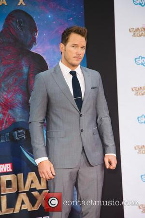 Chris Pratt - The premiere of Marvel's 'Guardians Of The Galaxy' at the Dolby Theatre in Hollywood - Arrivals -...