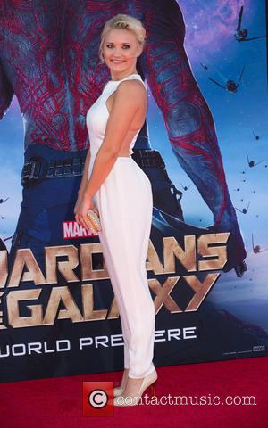 Emily Osment - The premiere of Marvel's 'Guardians Of The Galaxy' at the Dolby Theatre in Hollywood - Arrivals -...