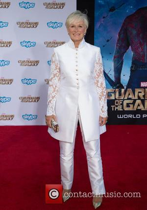 Glenn Close - The premiere of Marvel's 'Guardians Of The Galaxy' at the Dolby Theatre in Hollywood - Arrivals -...