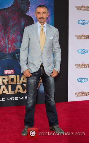 Shaun Toub - The premiere of Marvel's 'Guardians Of The Galaxy' at the Dolby Theatre in Hollywood - Arrivals -...