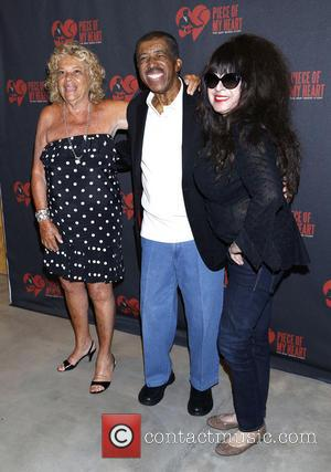 Ben E King, Corky Hale and Ronnie Spector