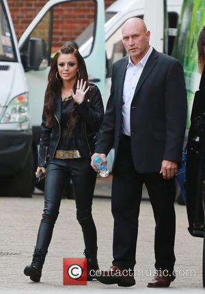 Cher Lloyd - Cher Lloyd arriving at Sony Headquarters - London, United Kingdom - Monday 21st July 2014