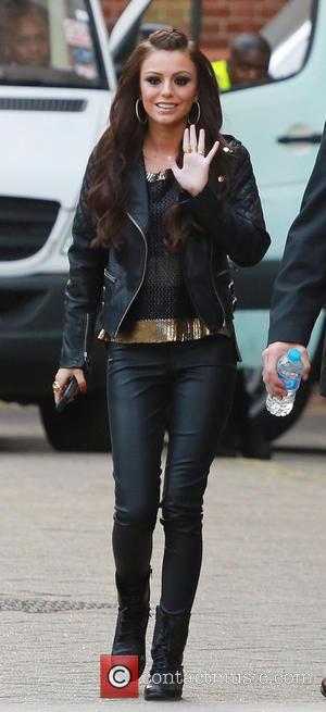 Cher Lloyd - Cher Lloyd arriving at Sony Headquarters - London, United Kingdom - Monday 21st July 2014