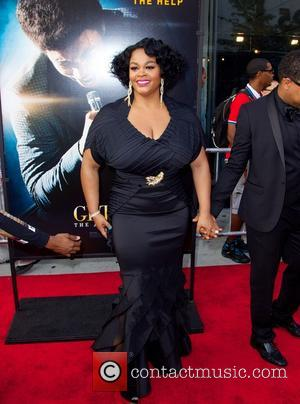 Jill Scott - New York Premiere of 'Get On Up' at The Apollo Theater - Red Carpet Arrivals - New...