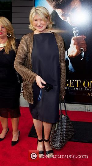 Martha Stewart - New York Premiere of 'Get On Up' at The Apollo Theater - Red Carpet Arrivals - New...