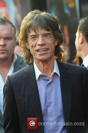 Mick Jagger - New York Premiere of 'Get On Up' at The Apollo Theater - Red Carpet Arrivals - New...
