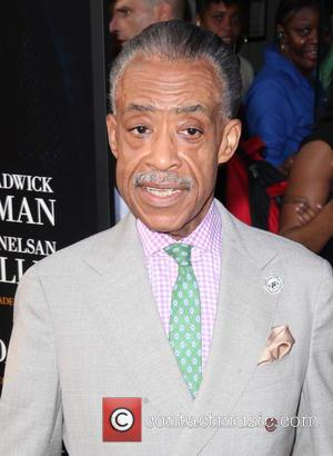 Rev Al Sharpton - Universal Pictures and Imagine Entertainment present the world premiere of 'Get On Up' at The Apollo...