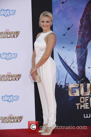 Emily Osment - Celebrities attend the premiere of Marvel's 'Guardians Of The Galaxy' at the Dolby Theatre in Hollywood. -...