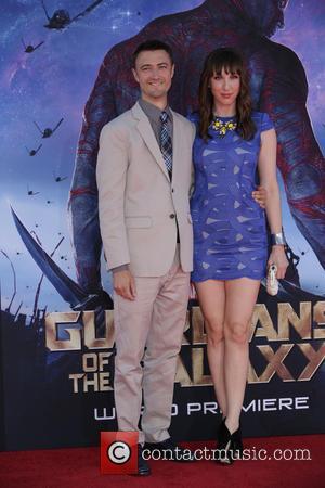 Sean Gunn and Miranda Bailey