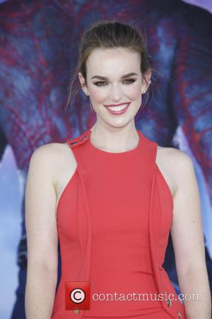 Elizabeth Henstridge - Celebrities attend the premiere of Marvel's 'Guardians Of The Galaxy' at the Dolby Theatre in Hollywood. -...