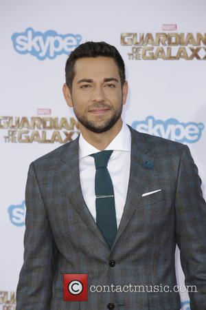 Zachary Levi - Celebrities attend the premiere of Marvel's 'Guardians Of The Galaxy' at the Dolby Theatre in Hollywood. -...