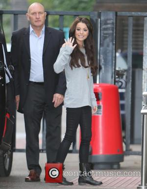 Cher Lloyd - Celebrities at the ITV studios - London, United Kingdom - Monday 21st July 2014