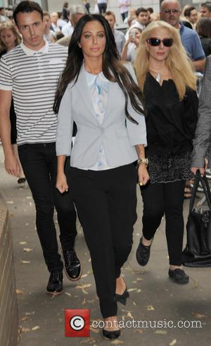 Tulisa Contostavlos - Tulisa Contostavlos leaving Southwark Crown Court after charges against her were dropped - London, United Kingdom -...
