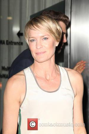 Robin Wright - The Cinema Society And Montblanc host the premiere of Lionsgate And Roadside Attractions' 'A Most Wanted Man'...