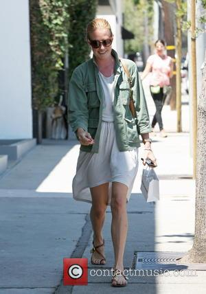 Cat Deeley - Cat Deeley seen leaving a hairdresser salon in West Hollywood - Los Angeles, California, United States -...