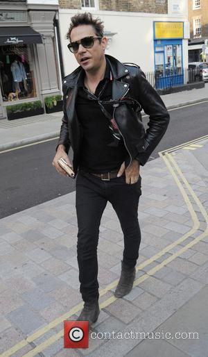 Jamie Hince - Celebrities at the Chiltern Firehouse - London, United Kingdom - Tuesday 22nd July 2014