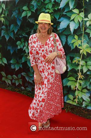Penny Smith - Gala performance of 'Alice's Adventures in Wonderland' - Arrivals - London, United Kingdom - Tuesday 22nd July...