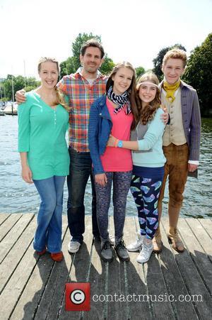 Katharina Kaali, Steffen Groth, Merle Juschka, Eliz Thrun and Johannes Hallervorden