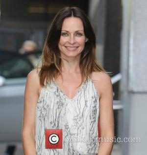 Sharon Corr - Celebrities at the ITV studios - London, United Kingdom - Tuesday 22nd July 2014