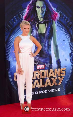 Emily Osment - Film Premiere of Guardians of the Galaxy - Los Angeles, California, United States - Tuesday 22nd July...