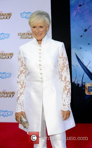 Glenn Close - Film Premiere of Guardians of the Galaxy - Los Angeles, California, United States - Tuesday 22nd July...