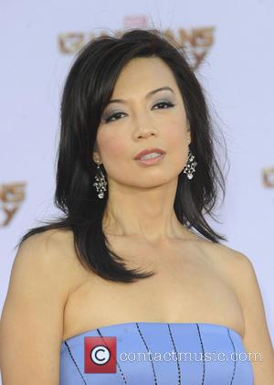 Ming-Na Wen - Film Premiere of Guardians of the Galaxy - Los Angeles, California, United States - Tuesday 22nd July...