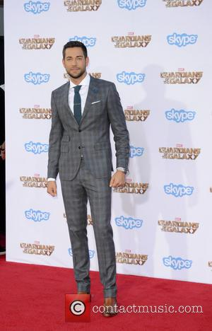 Zachary Levi - Film Premiere of Guardians of the Galaxy - Los Angeles, California, United States - Tuesday 22nd July...