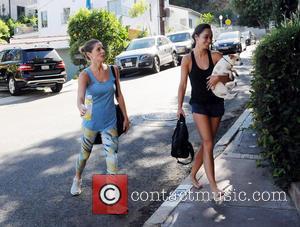 Cara Santana and Ashley Greene