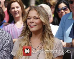 LeAnn Rimes - LeAnn Rimes appears on Extra - Universal City, California, United States - Wednesday 23rd July 2014