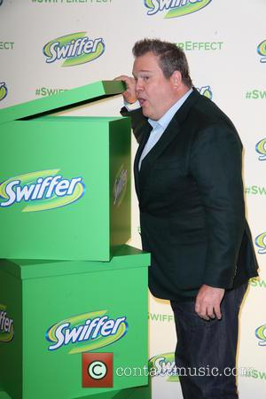 Eric Stonestreet - Swiffer's Spotlight Cleaning Conversations - Arrivals - New York City, New York, United States - Wednesday 23rd...