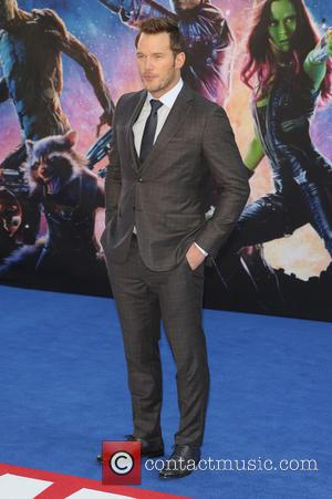 Chris Pratt - UK premiere of 'Guardians of the Galaxy' held at the Empire Cinemas - Arrivals - London, United...