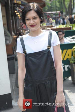 Jessie J - Jessie J leaving Capital FM studios - London, United Kingdom - Wednesday 23rd July 2014