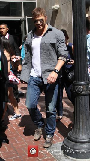 Kellan Lutz - Kellan Lutz at the San Diego Comic-Con convention - San Diego, California, United States - Thursday 24th...