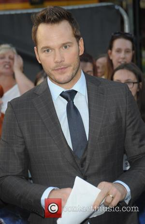 Chris Pratt - Celebrities at the 'Guardians of Galaxy' premiere in London - London, United Kingdom - Thursday 24th July...