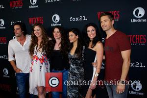 Daniel Ditomasso, Rachel Boston, Julia Ormond, Jenna Dewan-tatum, Madchen Amick and Eric Winter
