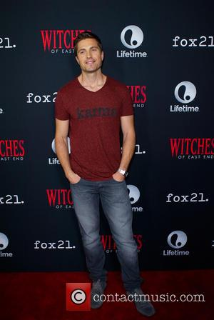 Eric Winter - San Diego Comic-Con International - 'Witches Of East End' Season 2 premiere at The Tipsy Crow -...