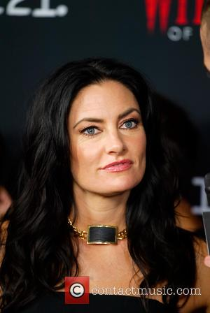 Madchen Amick - San Diego Comic-Con International - 'Witches Of East End' Season 2 premiere at The Tipsy Crow -...