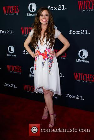 Rachel Boston - San Diego Comic-Con International - 'Witches Of East End' Season 2 premiere at The Tipsy Crow -...