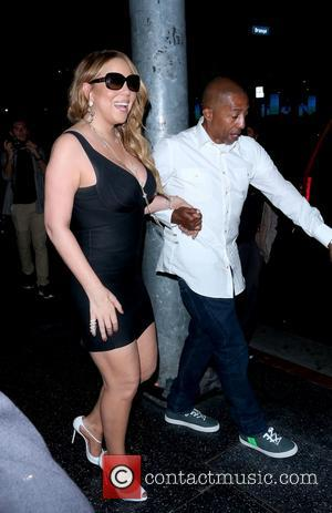 Mariah Carey Splits From Manager Jermaine Dupri