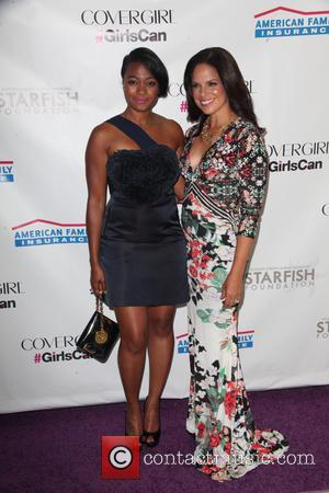 Tatyana Ali and Soledad O'brien